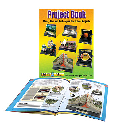 Scene A Rama SP-4170 Scene-A-Rama Project Book