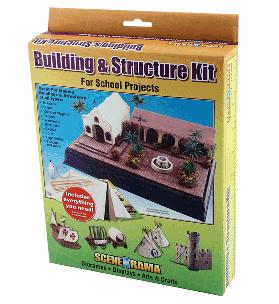 Scene A Rama SP4130 SceneARama Building and Structure Kit