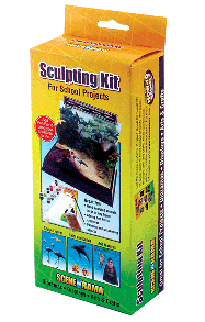 Scene A Rama SP-4131 Scene-A-Rama Sculpting Kit