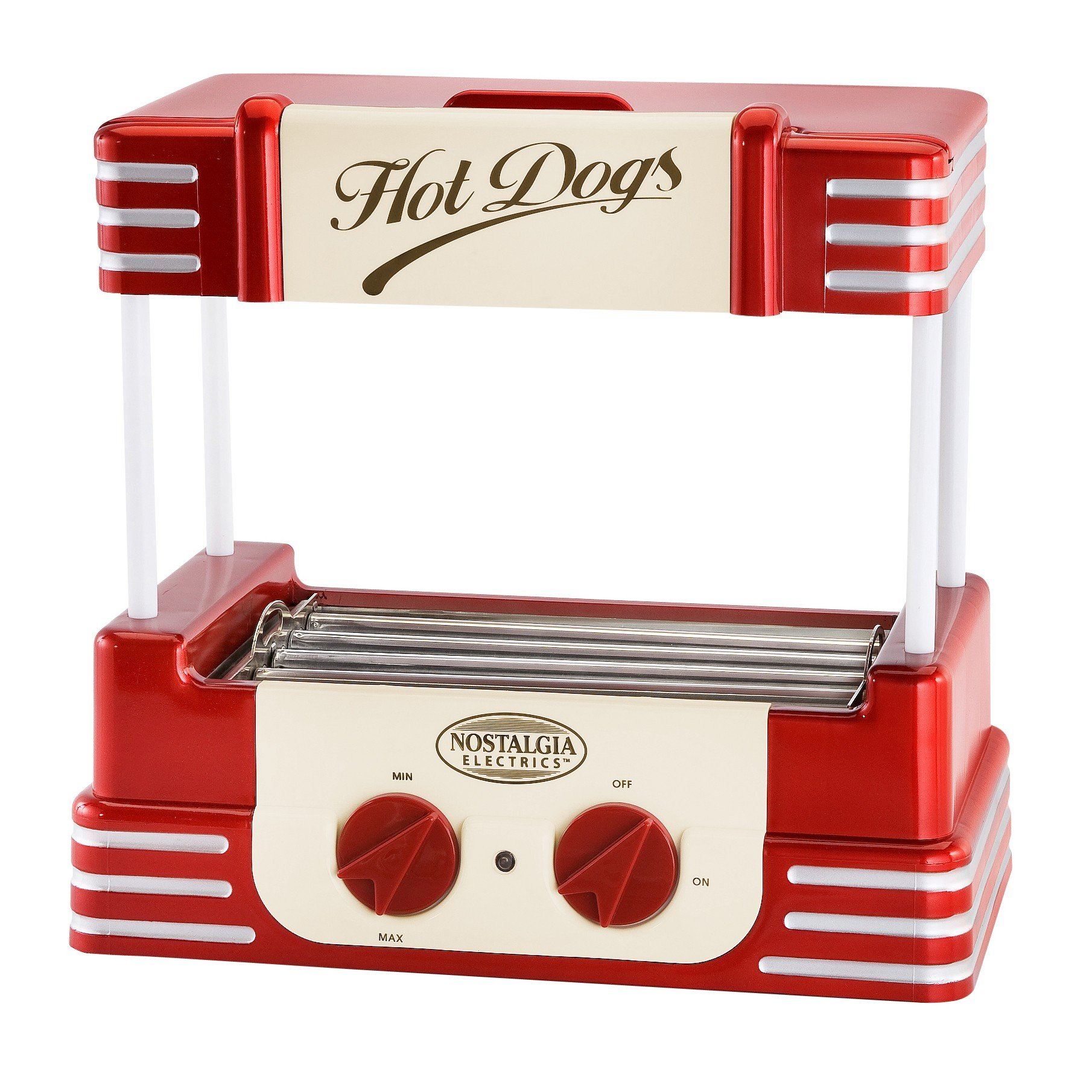 Nostalgia Electrics RHD-800 Retro Hot Dog Roller
