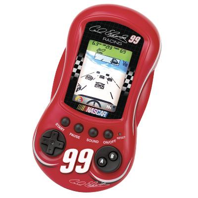 Racing Electronics - Excalibur Electronics 487 NASCAR Carl Edwards Electronic Racing Game
