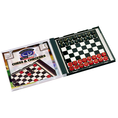 Electronic Chess - Excalibur Electronics CD100 CD Chess And Checkers