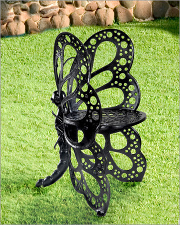 Flower House FHBC205 Butterfly Chair