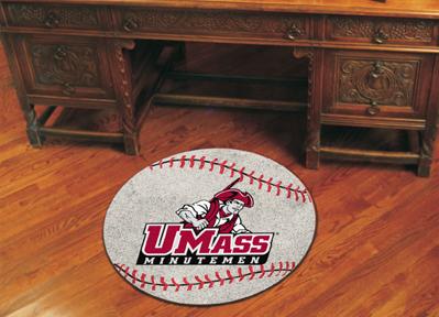 Fan Mats FanMats University of Massachusetts Baseball Mat F0003684 at Sears.com