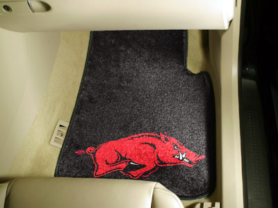 FanMats University of Arkansas Car Mats F0005420