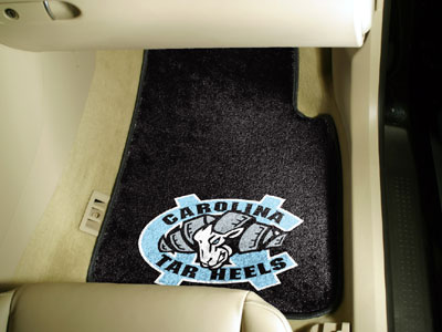 FanMats University of North Carolina Car Mats F0005428