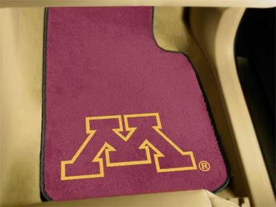 FanMats University of Minnesota Car Mats F0005459