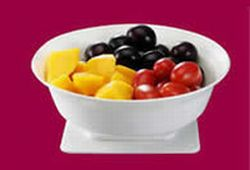 Freedom Distributors LLC H151Snack Bowl with Suction Pad