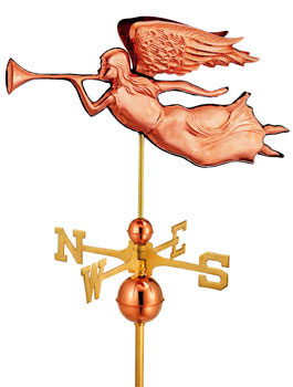 Good Directions 630 Angel Full Size Weathervane