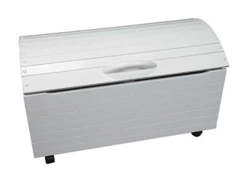 Giftmark 1430-White Treasure Chest Toy Box White