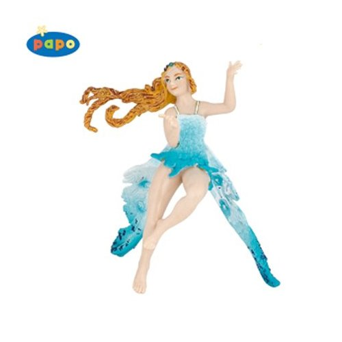 Papo 38940 Blue Elf Toy Figurine