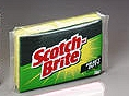 3-M COMPANY Scotch-Brite Heavy Duty Scrub Sponge 425  12/Case