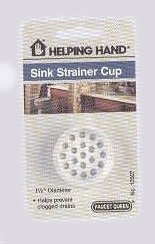 FAUCET QUEEN 10507 Strainer Cup Case of 3