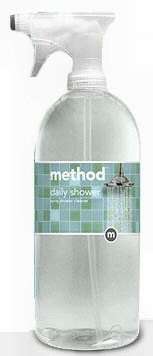 METHOD 00004-5 YNG DAILY SHOWER SPRAY Case of 8
