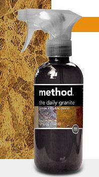 METHOD 00088-5 GRANITE/MARBLE CLNR Case of 6