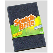 3-M COMPANY 220 Scotchbrite Scourpad - Pack of 24