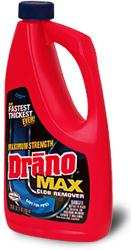 SC Johnson 00117 Drano Plus 32 oz -  Pack Of 12 HSTZCS5275