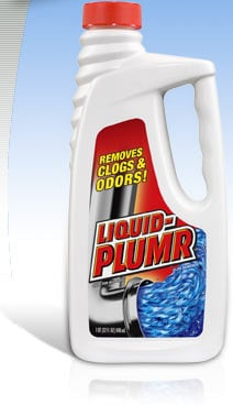 Clorox 00242 Regular Liquid Plumber - 32 Oz - Pack Of 9 HSTZCS5420