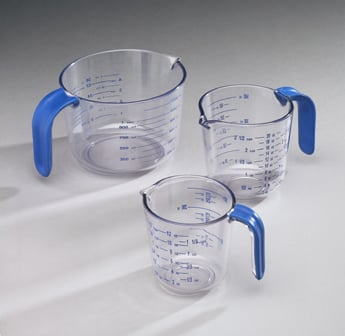 Arrow Plastic 030 Cool Grip 1.5 Cup Measuring Cup - HSTZCS5535