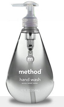 Method 00034-2 SWT Sweet Water Hand Wash - 12 oz - Pack Of 6