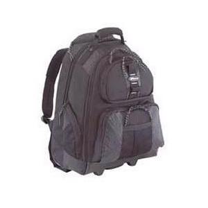 Targus Rolling Notebook Case Backpack Black Notebook Case TSB700