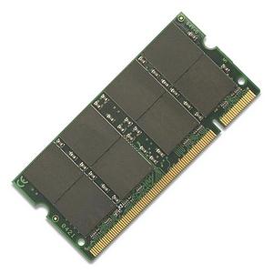 ACP-EP 1GB DDR SDRAM Memory Module - 1GB - 266MHz DDR266/PC2100 - Non-ECC - DDR SDRAM - 200-pin SoDIMM
