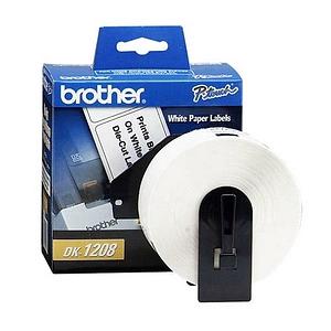 Brother Address Labels 1.5 Inch x 3.54 Inch 400 Label Address Label DK1208