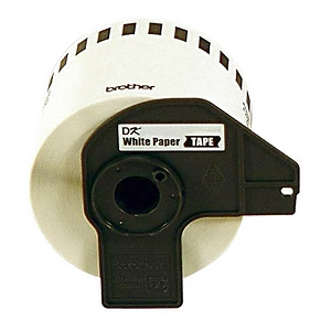Brother Paper Tape 1.14 Inch x 100 Paper Tape DK2210