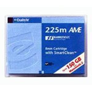 EXABYTE Mammoth-2 Data Cartridge Data Cartridge Mammoth Mammoth-2 60 GB Native-150 GB Compressed 738.19 ft Storage 00558