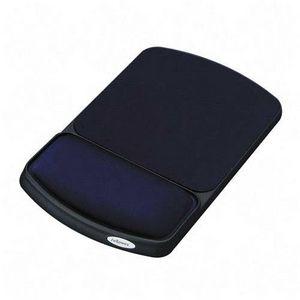 Fellowes Jewel Tones Gel Wrist-Mouse Pad Sapphire 98741
