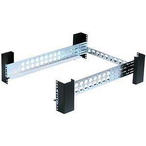 Innovation 1U Rack Mount Rails Steel 45 lb 1UKIT-009