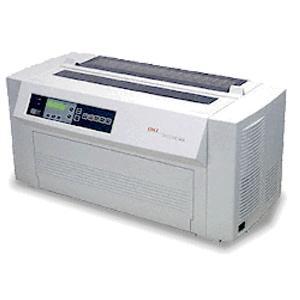 Oki Pacemark 4410N Dot Matrix Printer 1066 cps 288 x 144 Parallel  Serial 61801001