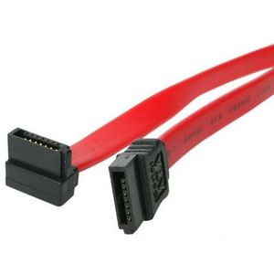 Serial ATA 7-pin Cable 24 Inch 1 x Serial ATA  1 x Serial ATA Cable Red