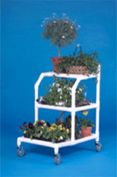 Innovative Products Unlimited GDC34 GARDEN DISPLAY CART