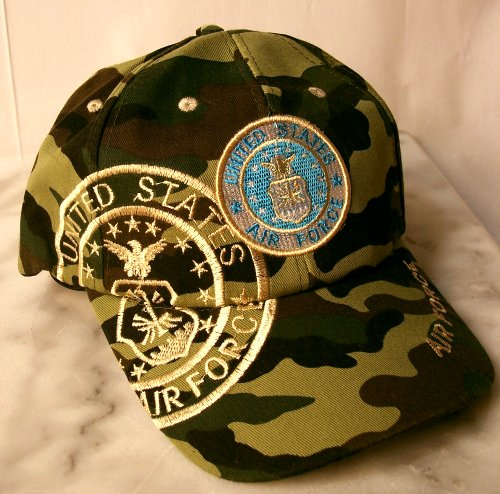 Military Headwear - Military Adjustable Cap Air Force