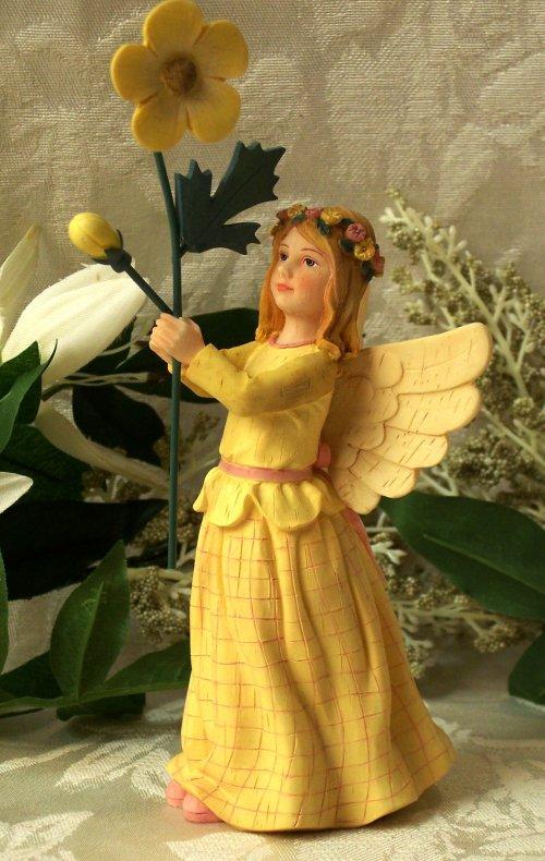 Wildflower Angel Buttercup