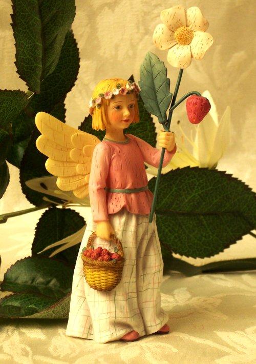 Wildflower Angel Strawberry