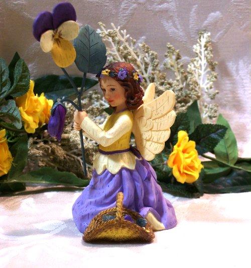Wildflower Angel Violas