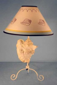 Judith Edwards Designs SHELL LAMP 1658