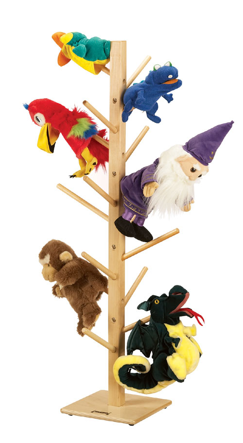"Jonti-Craft 0499JC 48"" H Puppet Tree"