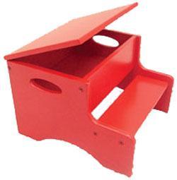 KidKraft 15602 Step N Store Veneer - Red