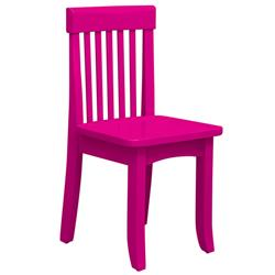 KidKraft 16616 Avalon Chair - Raspberry