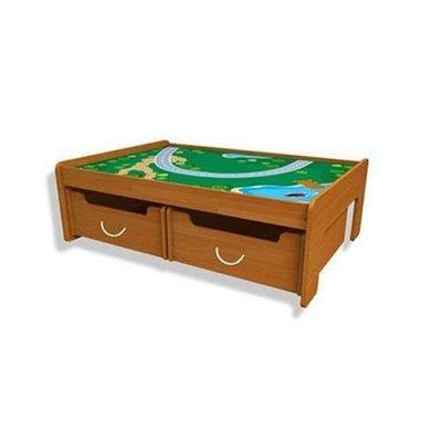 UPC 706943178515 - KidKraft Train Table - Natural , Natural ...