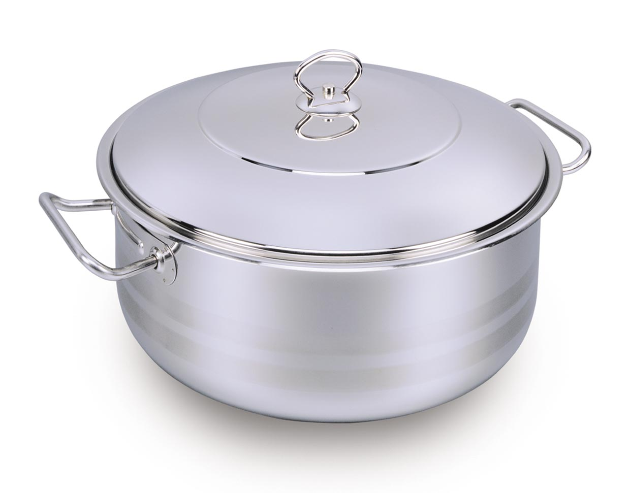 YBH Home A1945 Astra 16 Quart Casserole Dutch Oven With Lid