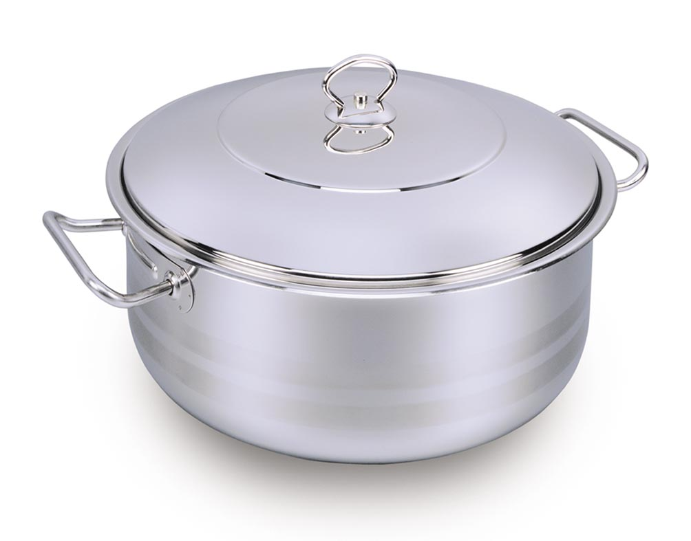 YBH Home A1941 Astra 7 Quart Casserole Dutch Oven With Lid