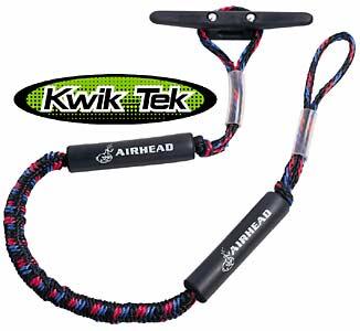 Kwik Tek  AHDL-5 Airhead Bungee Dock Line  5 Ft.