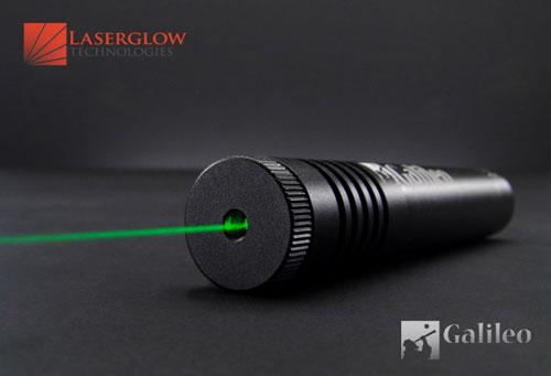Laserglow Technologies GALILEO-3 Galileo-3 Green Laser 2.0-4.5mW