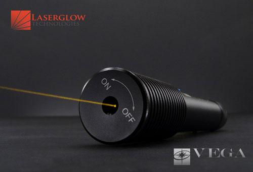 Laserglow Technologies VEGA-5 Vega-5 Handheld Yellow Laser 2-5mW