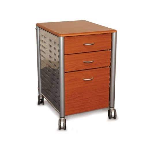 KM02 FILING CABINET MEDIUM CHERRY