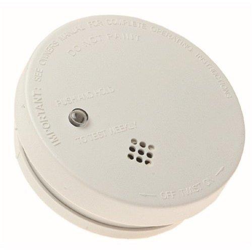 Kidde 0914 Compact 3-7/8 Inch Smoke Alarm